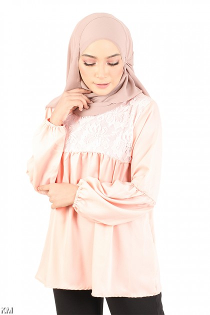 Muslimah Maternity Blouse [M23242]