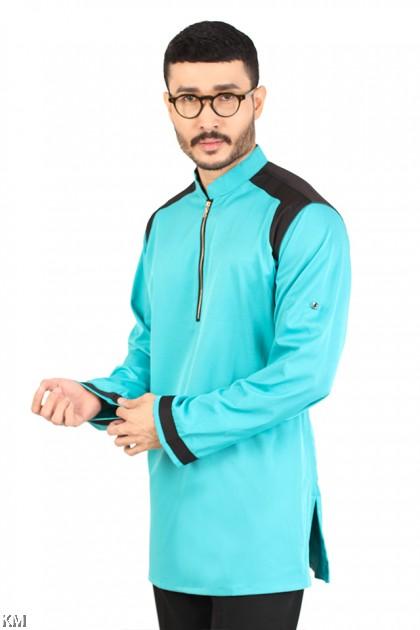 Men Yusof Kurta Zipper [M14480]