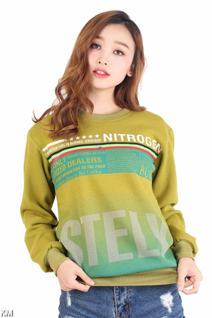 Graphic Sweatshirt Collection 2