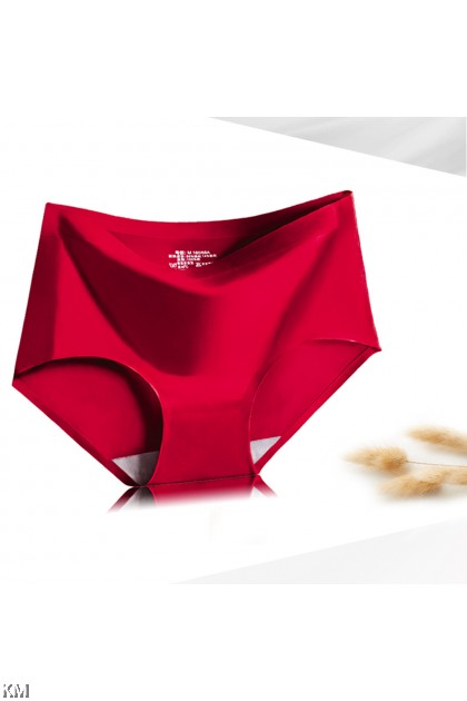 Women Cooling Ice Silk Panties [M13575]