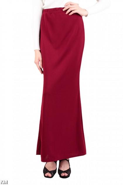 Muslimah Classic Duyung Skirt [M13886]