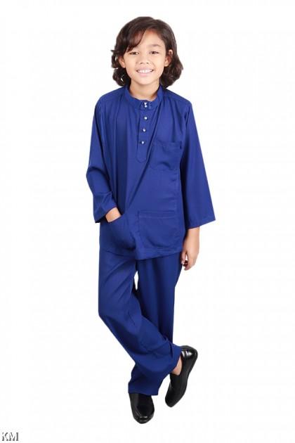 Kids Baju Melayu Cekak Musang [M21094]