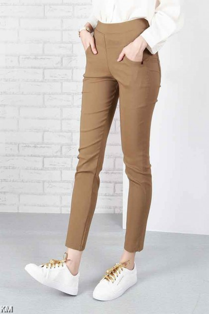 Upgraded Plus Size Stretchable Pants [P12926]