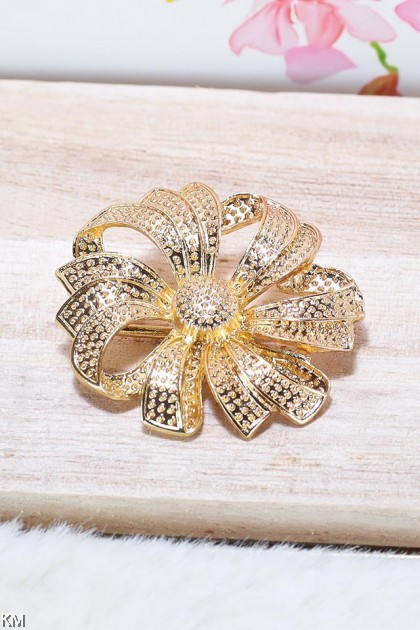 Tudung Alloy Ring Brooch Collection [A05]