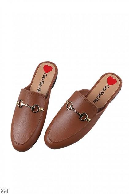 Loafer Oxfords Women Flat Heels [SH25482]