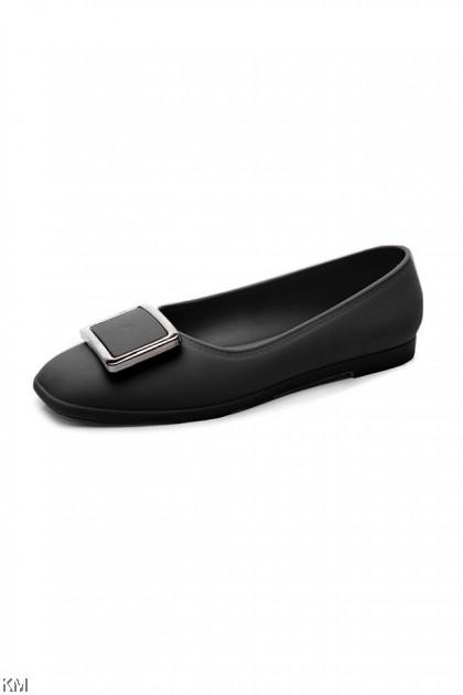 British Buckle Pump Shoes [SH28510]