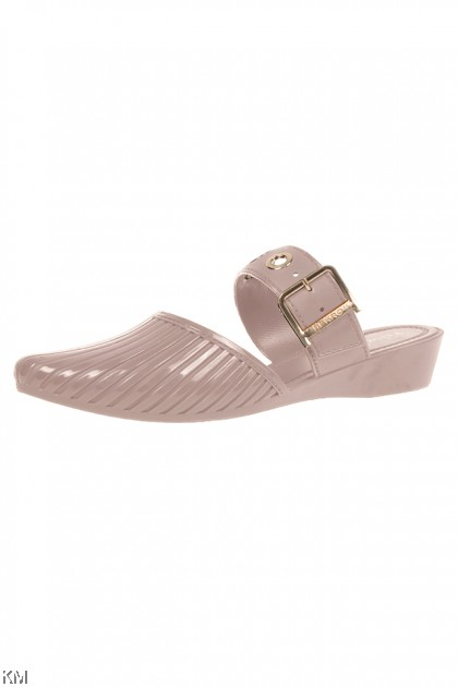 Strity Strap High Heel Wedges Shoes [SH28698]