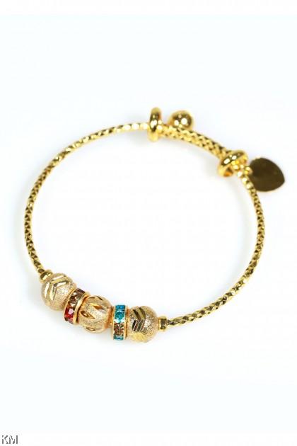 ZEN Gold Plated Bracelet [BC]