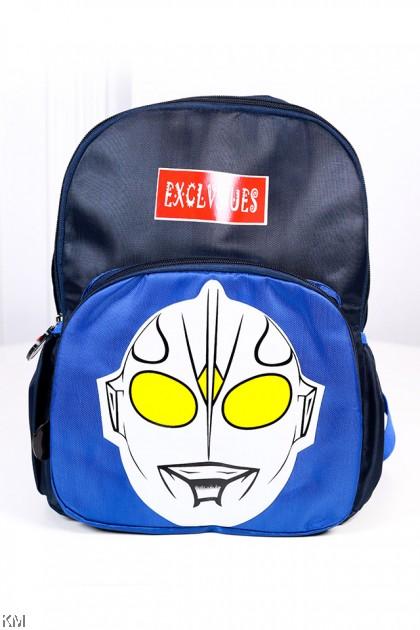 Kids Hero Cartoon Boys Backpack [BG14222]