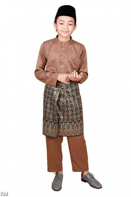 Kids Haikal Size 34-40 Morden Baju Melayu Set [M20985]
