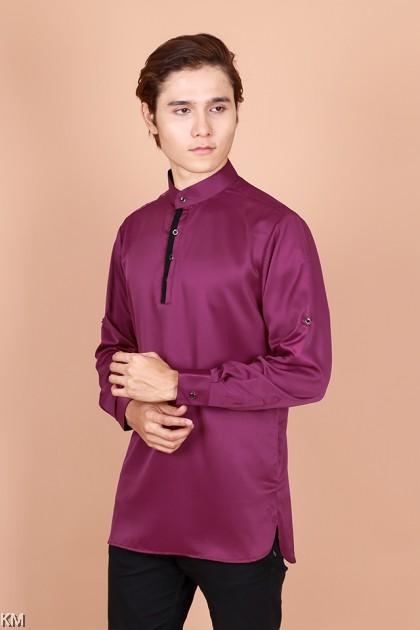 Hamza Long Sleeve Button Mordern Kurta [M30686]