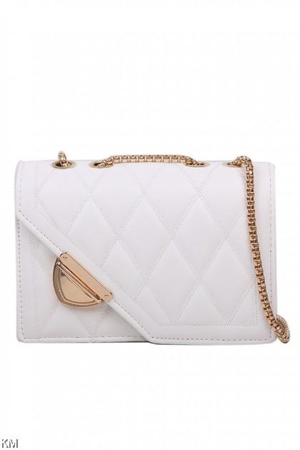 Special Design Chain Sling Bag [BG33950]