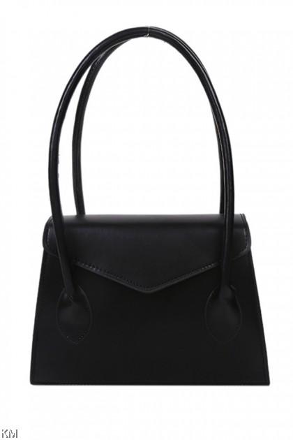 Retro Simplicity Shoulder Bag [BG33956]