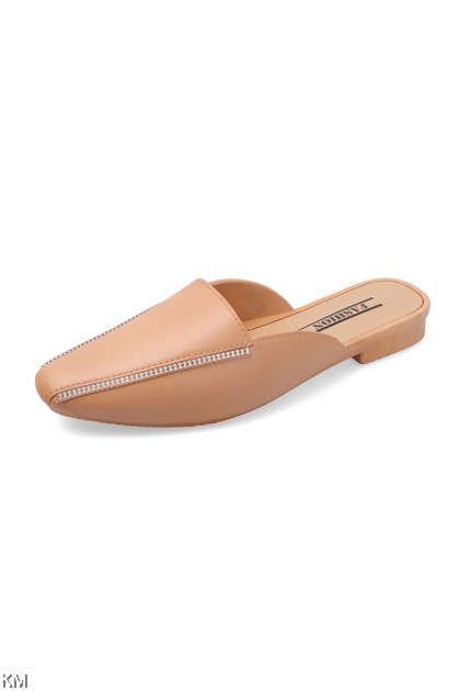 2Side Scintillate Mules Loafer [SH31155]