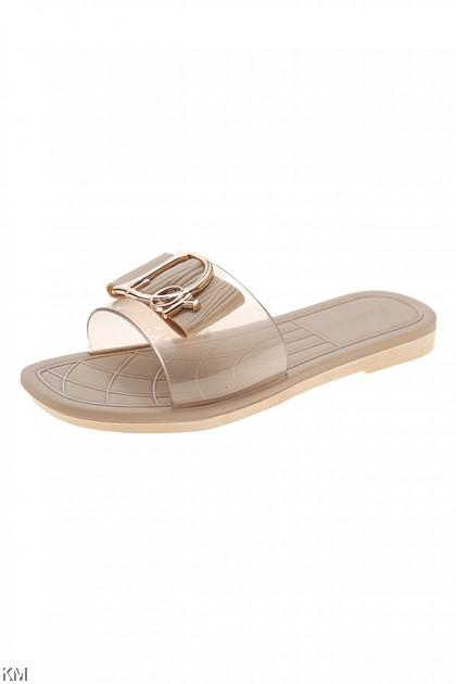 Ddor Flat Sandals [SH34250]