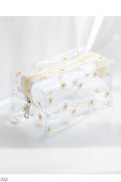 Transparent Cartoon Storage Plastic Bag [3999]