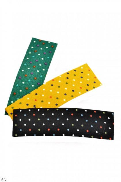 Polka Dot Hairclip Gift [5171]