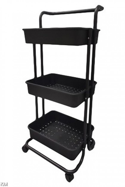 3 Tier Trolley Storage Rack [2521]